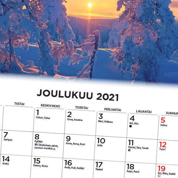 Seinäkalenterit